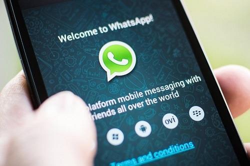 llamar a un número internacional a través de Whatsapp