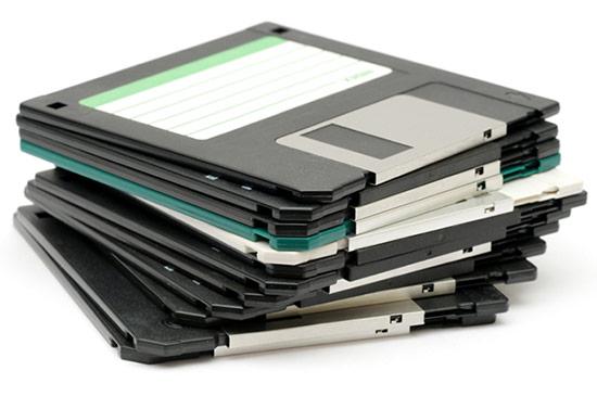 recuperar archivos del disquete