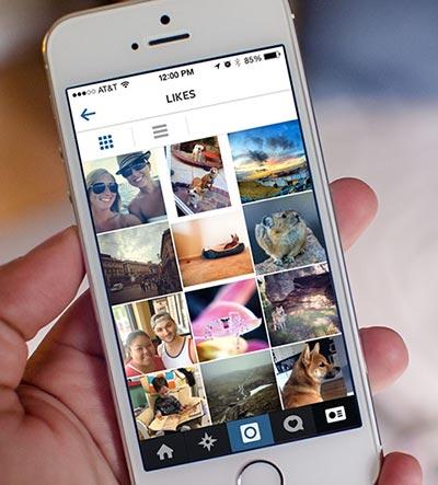 subir fotos y videos de Instagram