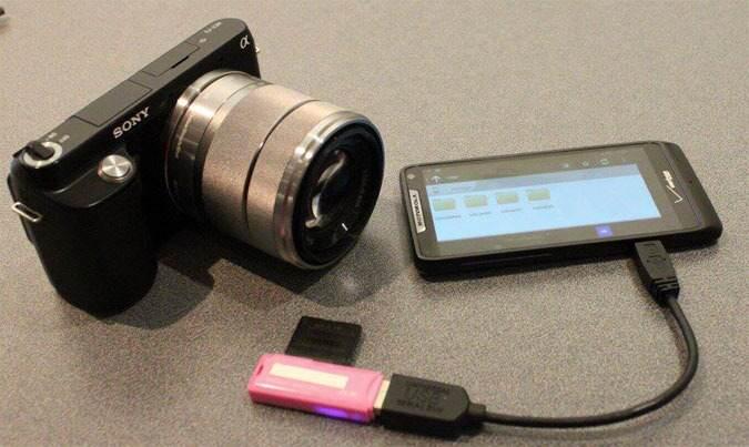 foto de teléfono inteligente