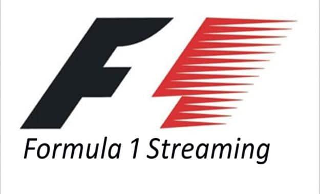 Fórmula 1 en streaming
