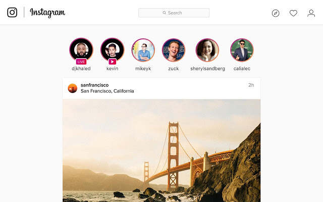 Cómo ver historias de Instagram de forma anónima con Chrome 1
