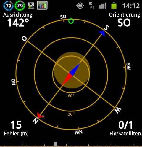 GPS lento