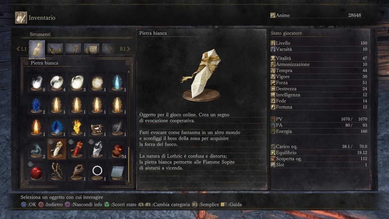 Dark Souls III, todo sobre multijugador y citaciones Guía