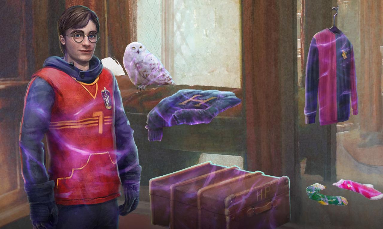 Harry Potter: Master Unite, Guía de pociones