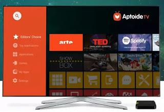 Aplicación en Fire Stick TV