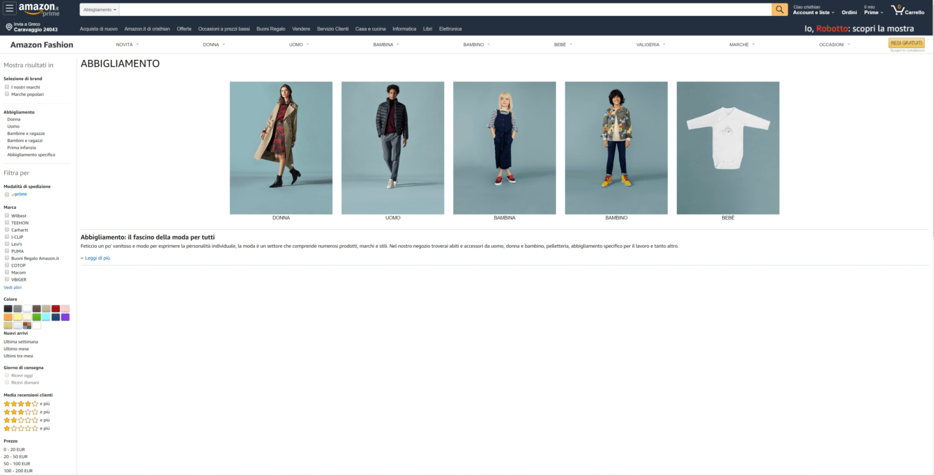 Los mejores sitios de ropa  Febrero 2021