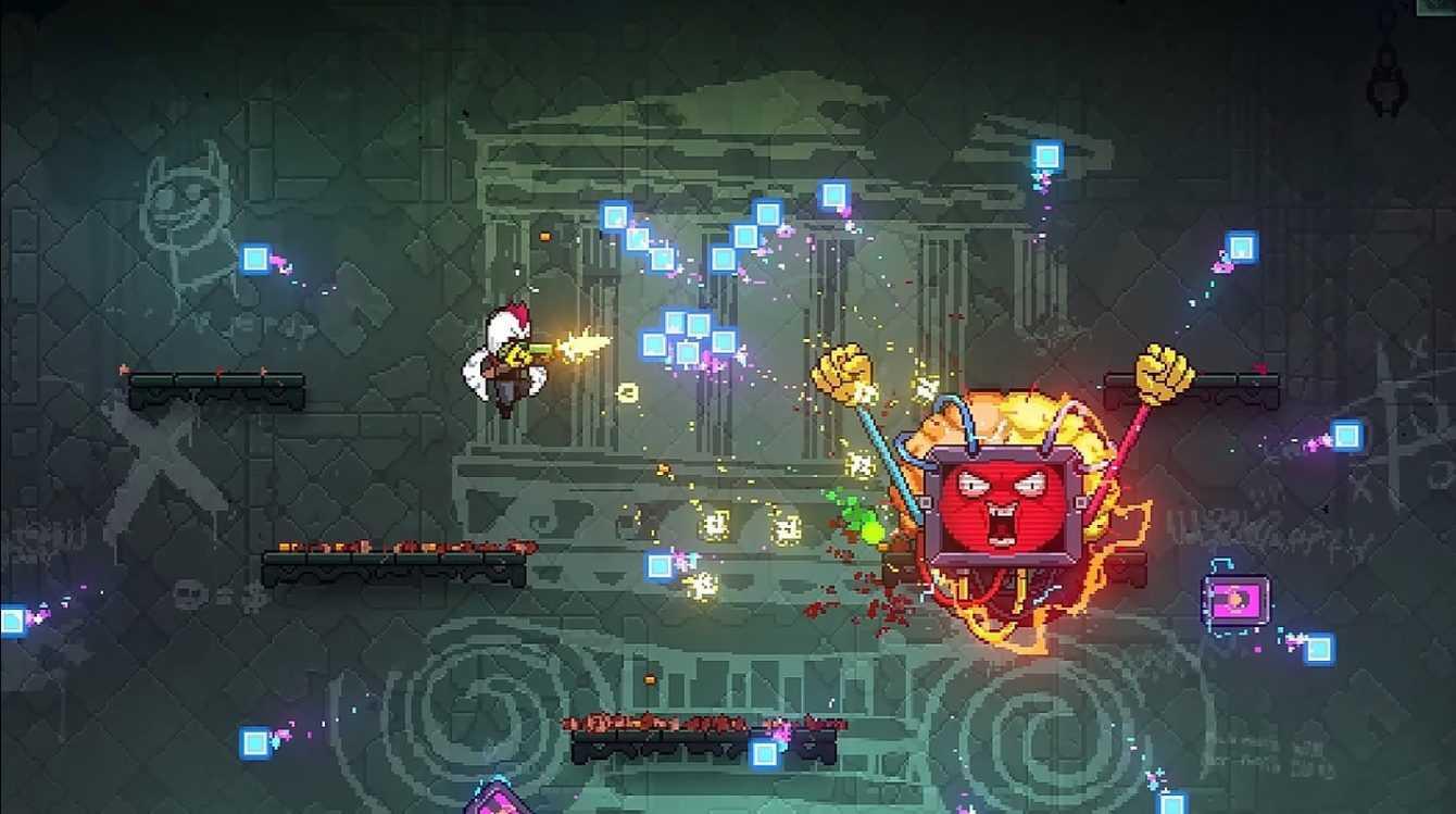 Neon Abyss: Cómo derrotar a Ares y Athena