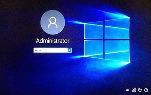 Contraseña de Windows 10 no reconocida