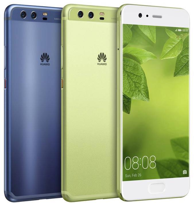 resoluciones de root Huawei P10