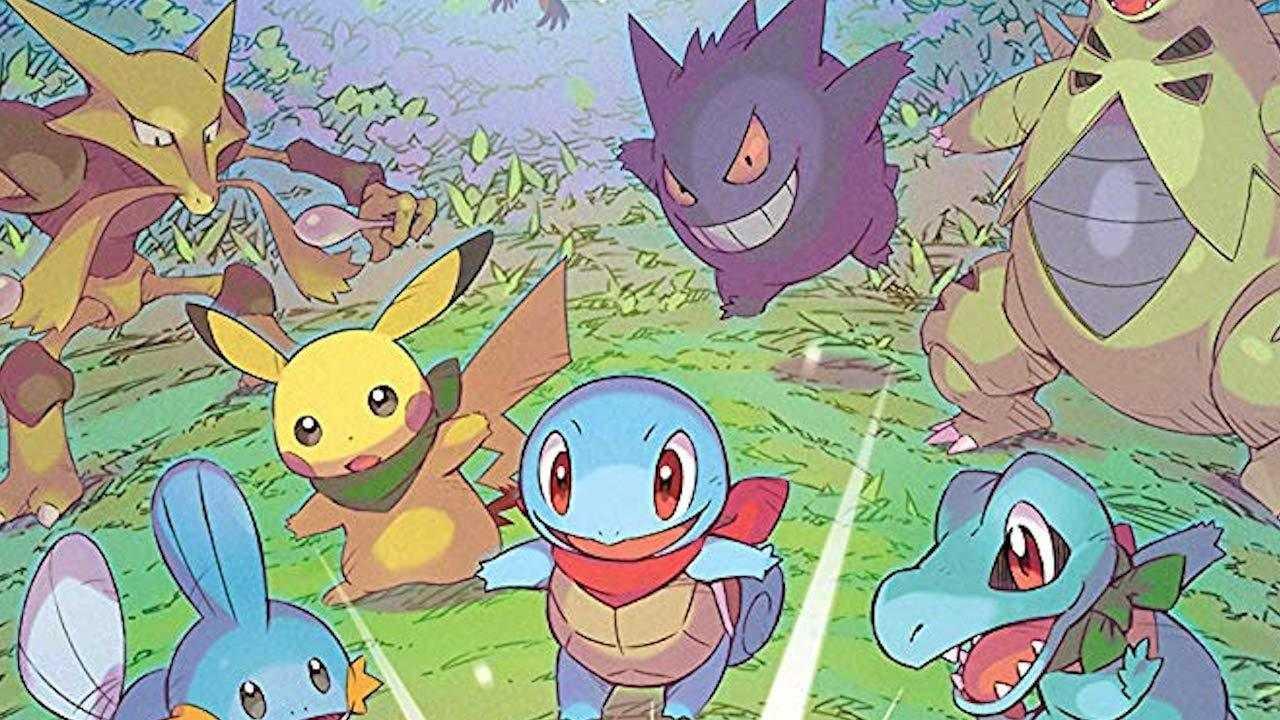 Pokémon Mystery Dungeon: equipo de rescate DX, todas las contraseñas de Mystery Missive