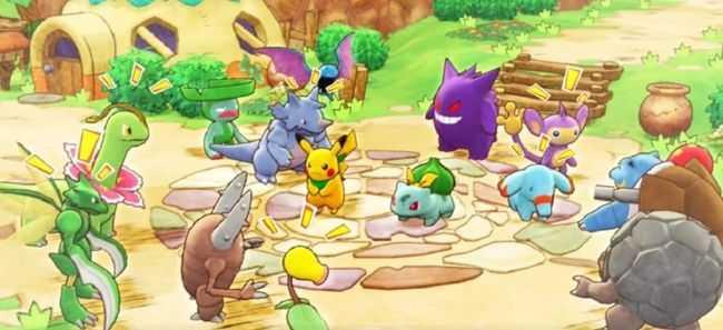Pokémon Mystery Dungeon DX: cómo desarrollar Pokémon
