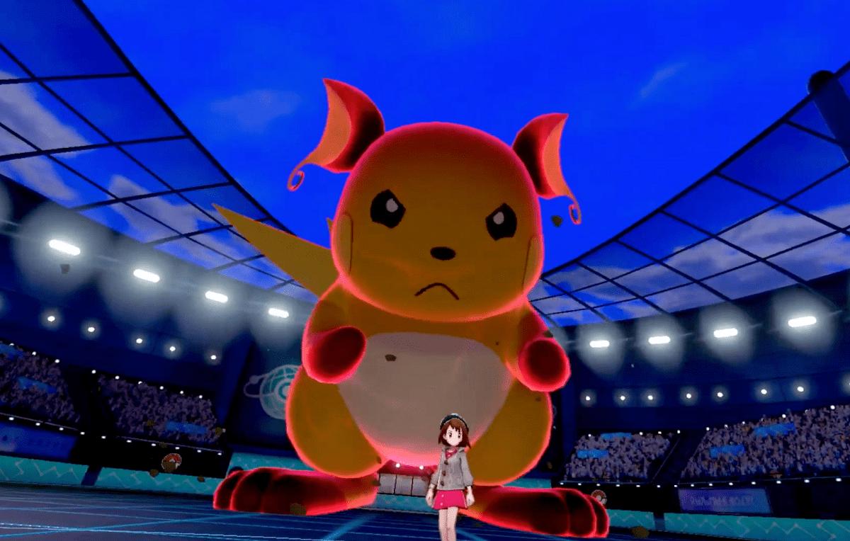 Pokémon espada y escudo: dónde atrapar el mismo