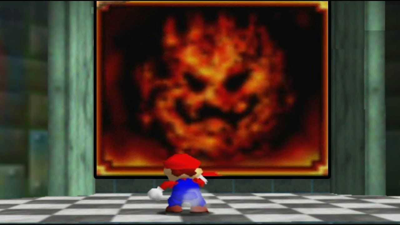 Super Mario 64: Dónde encontrar todas las estrellas en Lake Lava