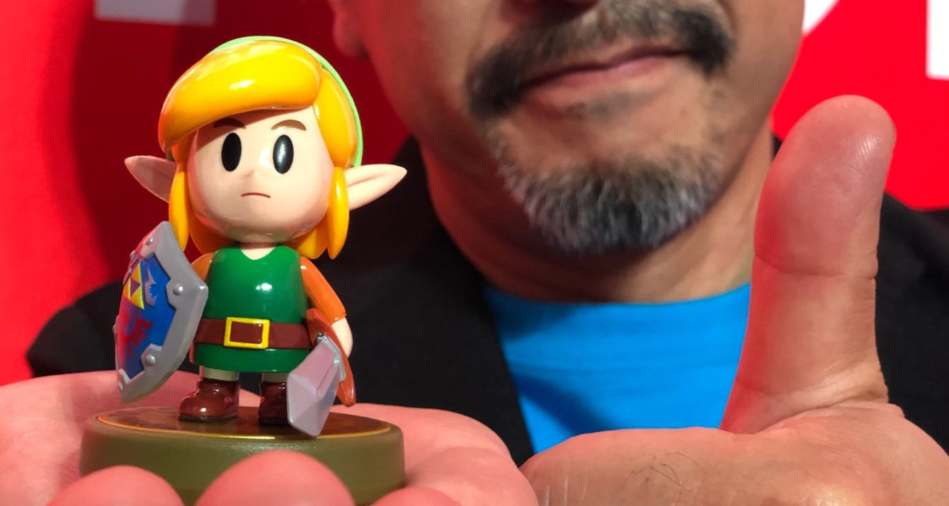 The Legend of Zelda: Awakening Links, Guía de amiibo