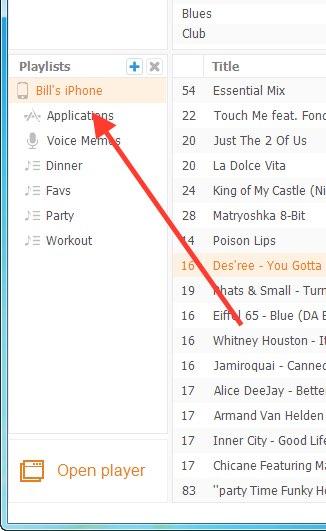 Transfiere música desde la PC al iPhone sin iTunes-1