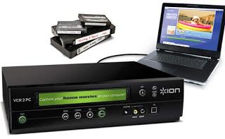 computadora para grabación de TV