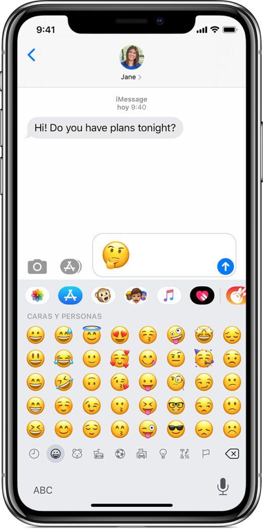 activar emoticonos emoji en mensajes en android iphone y ipad