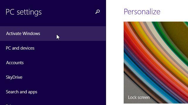 activar windows 8 despues de una nueva instalacion o cambio de pc