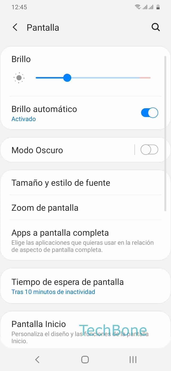 android automatico cambio de volumen red y brillo segun la hora y la ubicacion