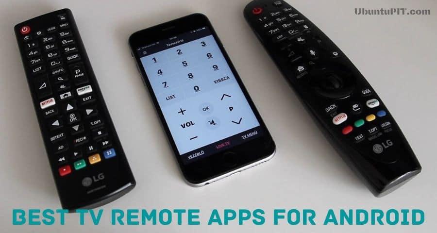 android de control remoto desde android