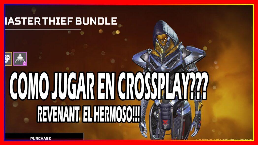 apex legends como jugar crossplay