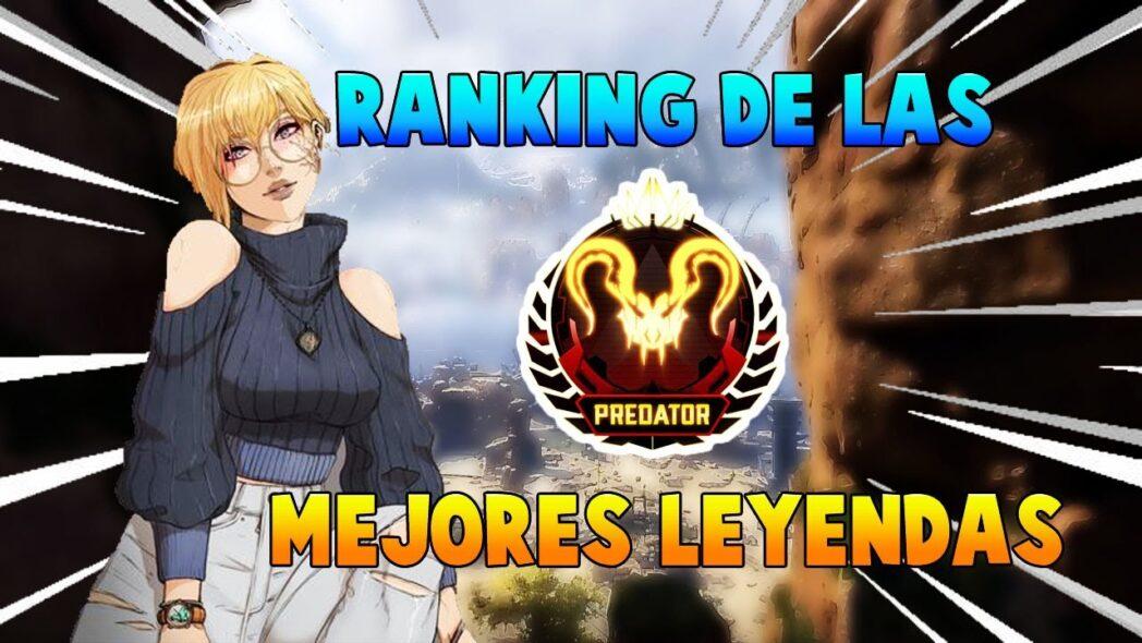 apex legends las mejores leyendas para usar en el ranking guia