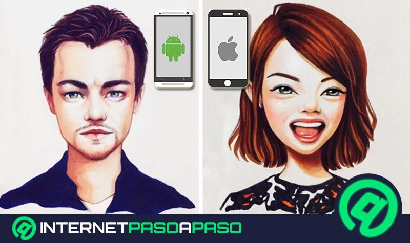 aplicacion para crear dibujos animados y comics a partir de fotos android y iphone