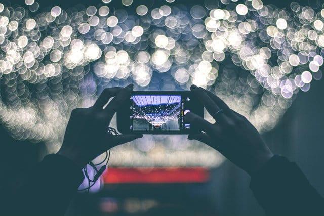 aplicacion para crear historias fotograficas y videos musicales android iphone