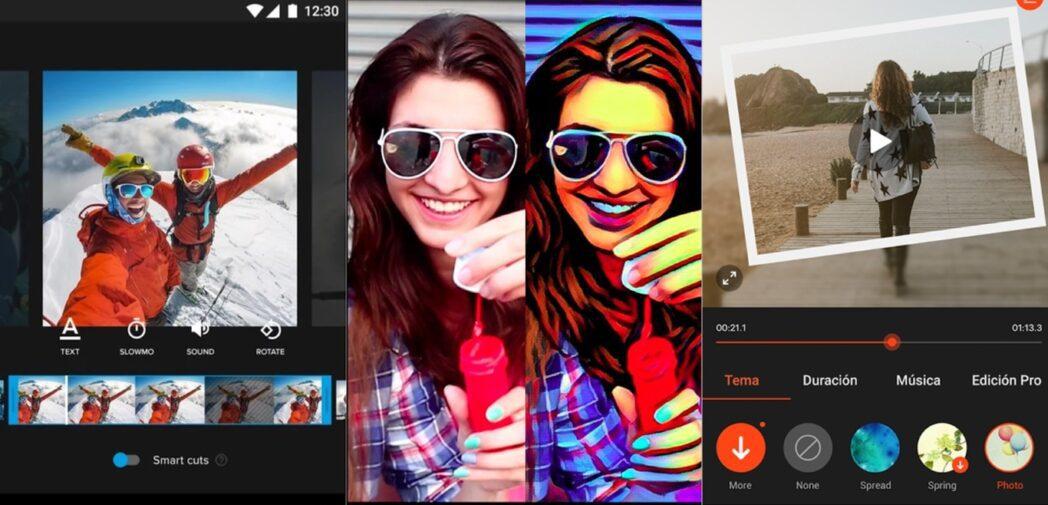 aplicacion para fotografia rapida en android