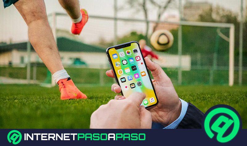 aplicacion para ver transmisiones de futbol en vivo en android y iphone