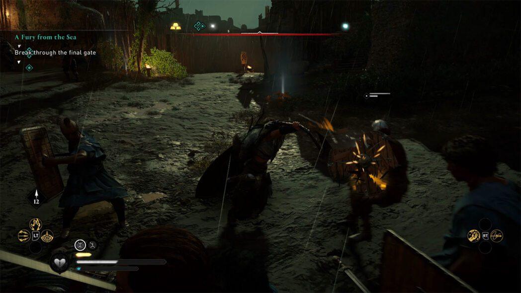 assassins creed valhalla como restaurar la resistencia