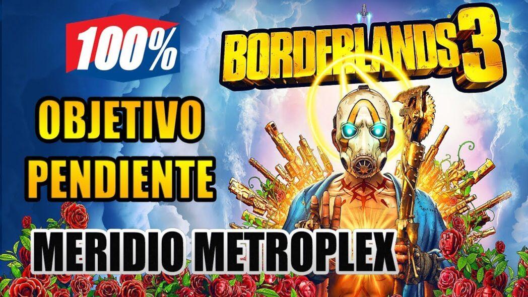 borderlands 3 una guia para los problemas del meridian