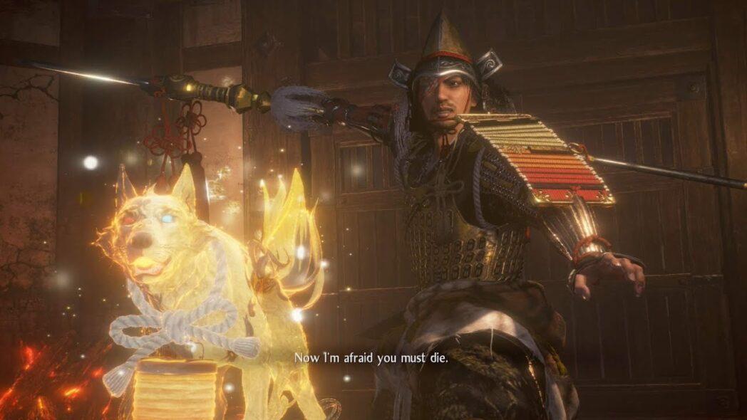 boss guide nioh 2 como derrotar a maeda toshi