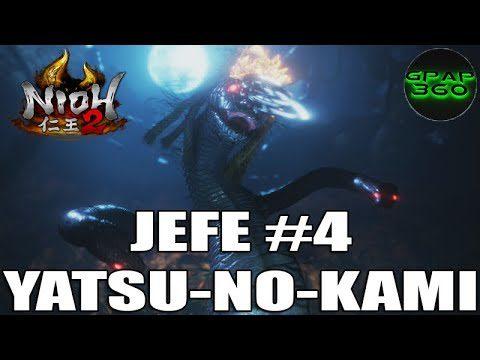 boss guide nioh 2 como derrotar a un grupo daidar