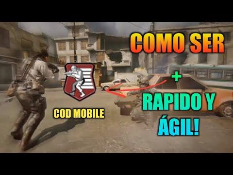 call of duty mobile como levantarse rapido