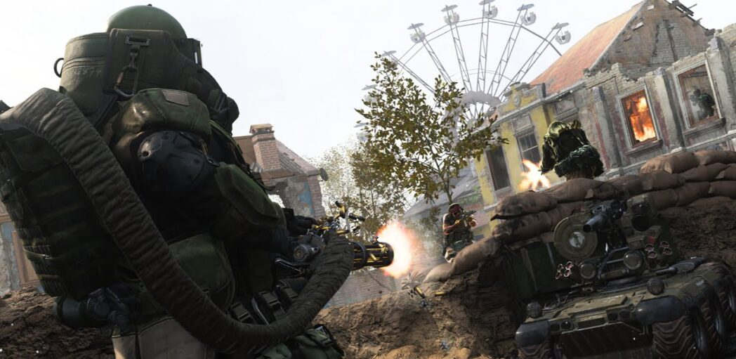 call of duty modern warfare como desbloquear todos los killstreak