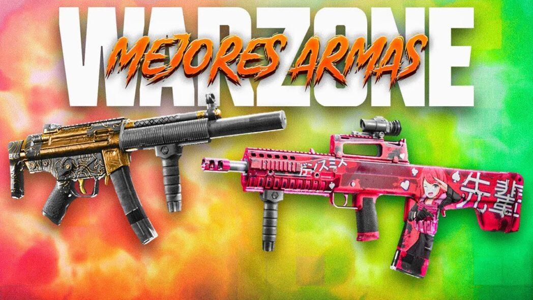 call of duty warzone la mejor arma para ganar