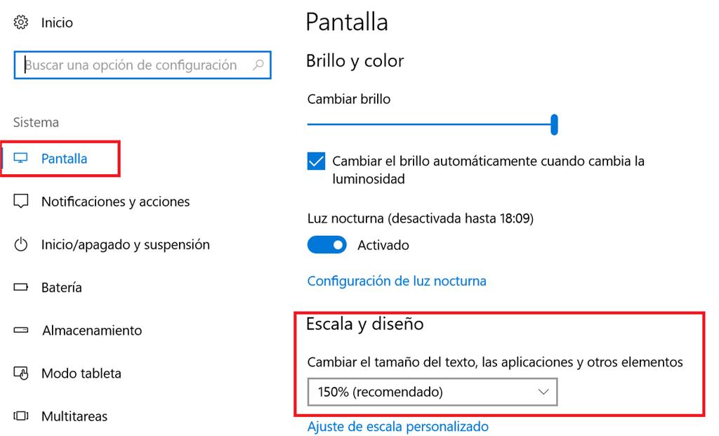 cambiar fuentes en windows 10 en ventanas menus e iconos