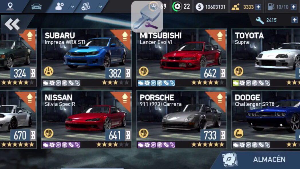 carreras de coches ultrarrapidas en need for speed e2808be2808bno limits gratis en android y iphone