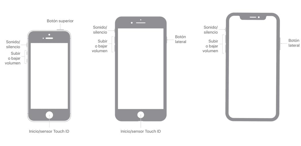 centro de control del iphone significado y caracteristicas de cada boton e interruptor