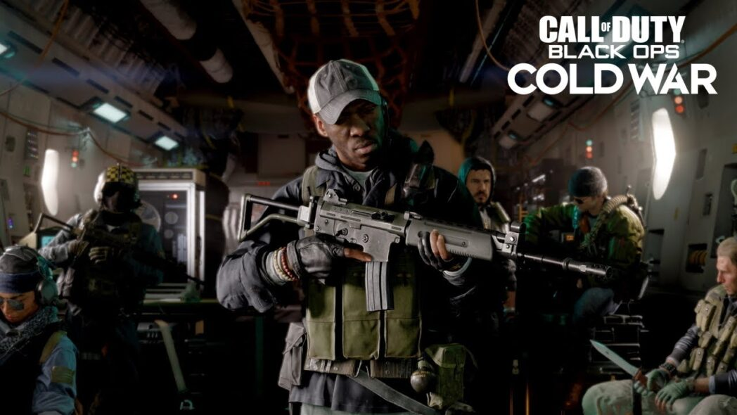 cod black ops cold war descarga de primera clase