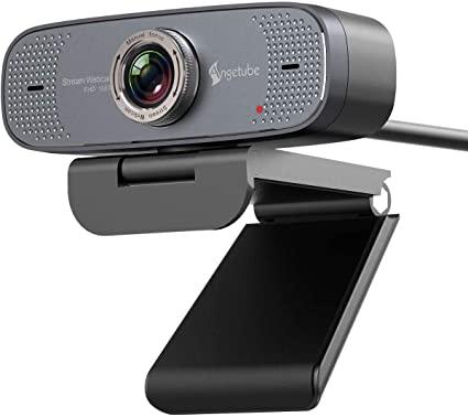 como agregar microfono y camara web a la pc para videollamadas