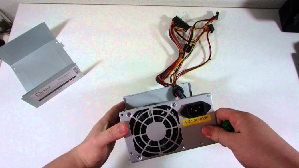 como cambiar de ventilador en tu computadora