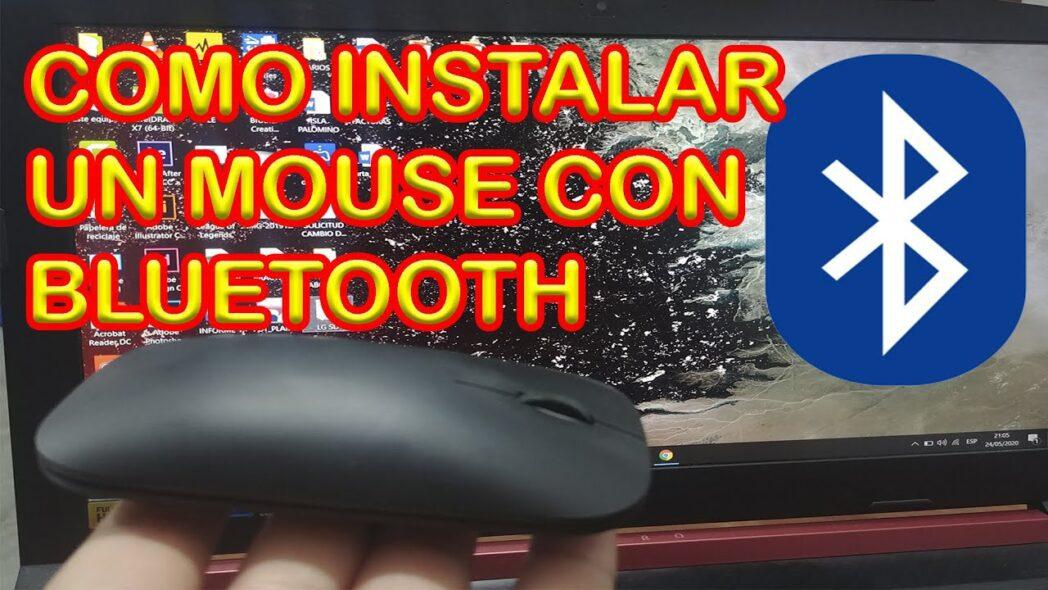 como conectar un mouse bluetooth a windows 10 wiki util