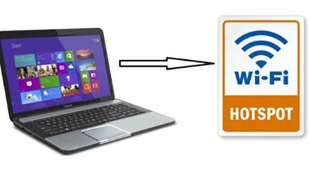 como convertir su computadora en un enrutador o repetidor wifi