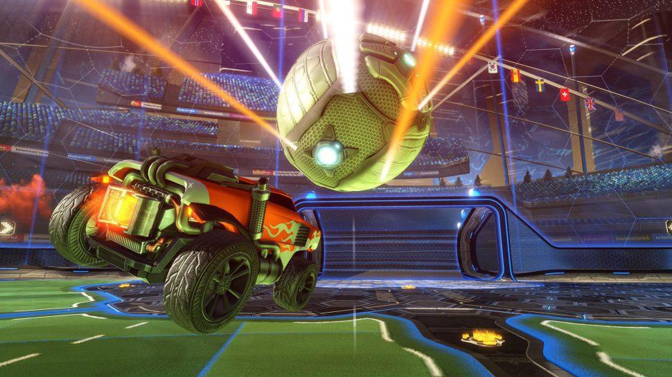 como desbloquear todos los coches en rocket league