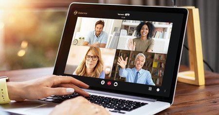 como hacer videollamadas grupales gratuitas sin limites