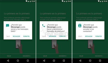 como obtener permiso de usuario con un clic en dispositivos android
