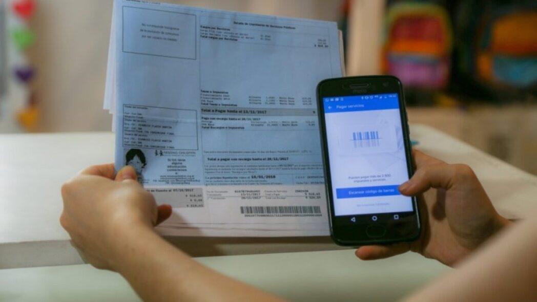 como pagar facturas desde una pc o telefono inteligente